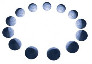 Moon Beads